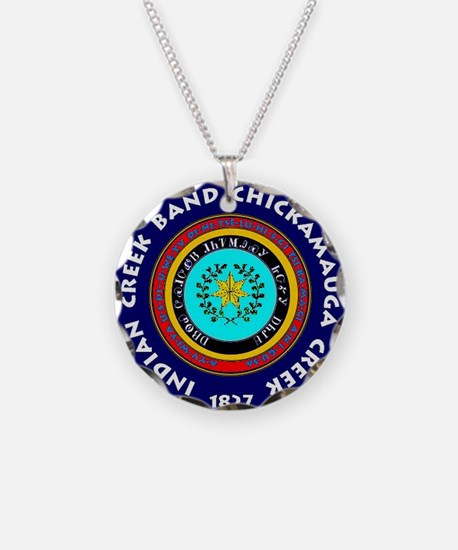 2-Seal of the Indian Creek B Necklace