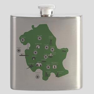 mapsimple Flask