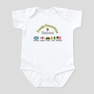 Family Connections Infant Bodysuit