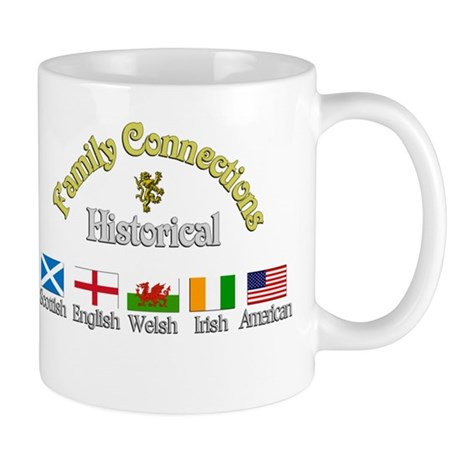 Family Connections Mug