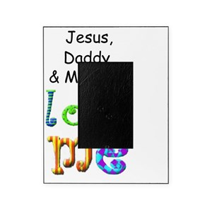 Baby Daddy Picture Frames Cafepress