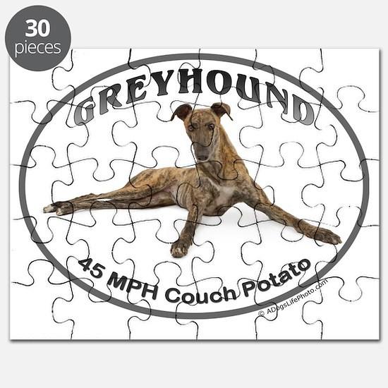 GVV 40MPH Couch Potato Puzzle