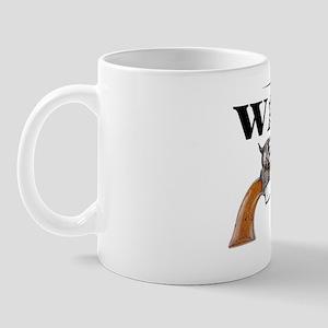 walkershirt copy Mug