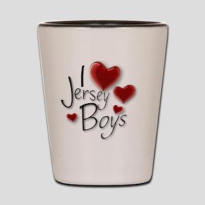 jersey-shore-31 Shot Glass