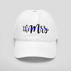 Thin Blue Line - The Mrs Cap