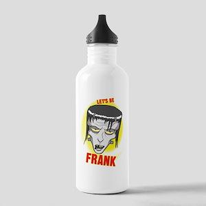2-frank3_cafepress_dar Stainless Water Bottle 1.0L