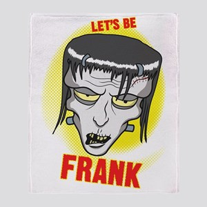 2-frank3_cafepress_dark Throw Blanket