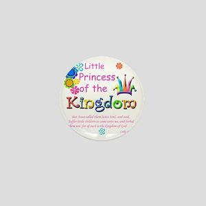 Little Princess of the Kingdom Mini Button