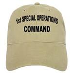 1st Special Operations Command Cap