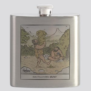 Early Irony Final Flask