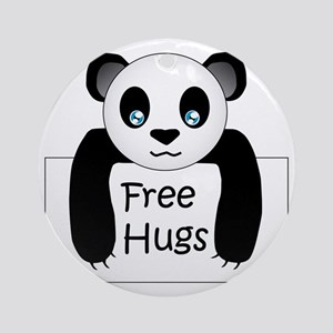 free hugs Round Ornament