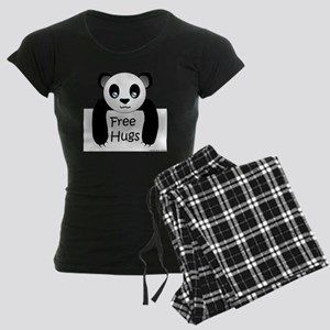 free hugs Women's Dark Pajamas