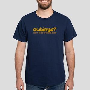 OWBINYA BLACK COUNTRY » Dark T-Shirt