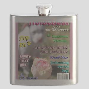 Denver BSL Roses Luna copy Flask