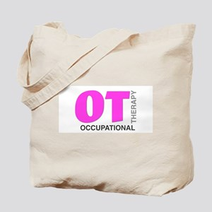 PINK OT Tote Bag