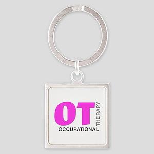 PINK OT Keychains