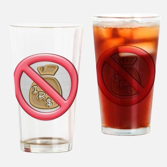 NO.IRS Drinking Glass