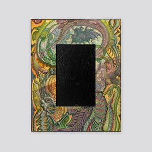 Maya Book of the Dead Picture Frame