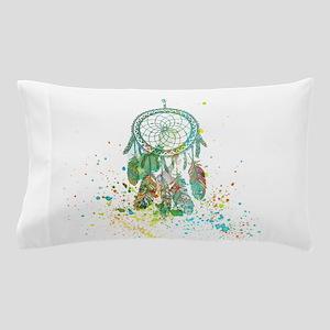 Dreamcatcher splatter Pillow Case
