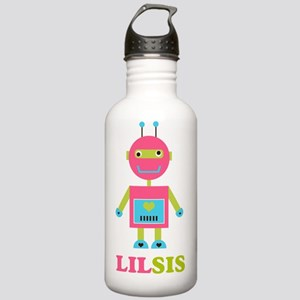2-lilsis27x5 Stainless Water Bottle 1.0L