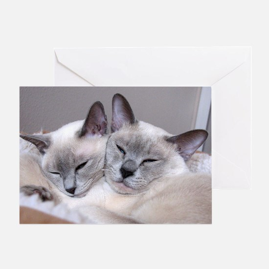 Buds for Life Greeting Card
