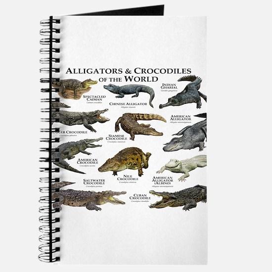 Alligator & Crocodiles of the World Journal