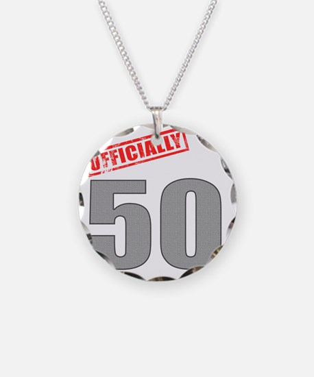 officially_50 Necklace