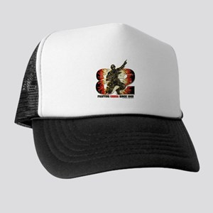 Snake Eyes Trucker Hat