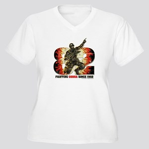 Snake Eyes Plus Size T-Shirt