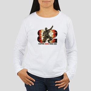 Snake Eyes Long Sleeve T-Shirt