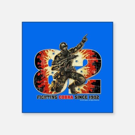 Snake Eyes Sticker