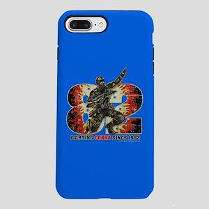 Snake Eyes iPhone 7 Plus Tough Case