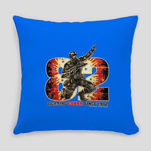 Snake Eyes Everyday Pillow