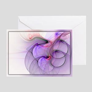 Abstract 973 Greeting Card