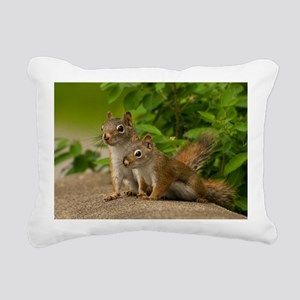 _DSC0395 Rectangular Canvas Pillow