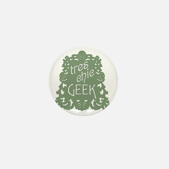 geek1 Mini Button