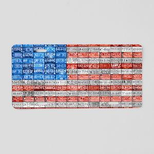 Michigan License Plate Flag Aluminum License Plate