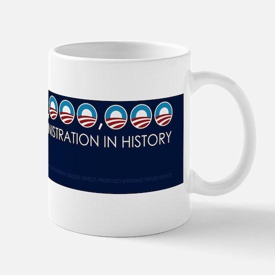 obamamostexpensvebld3 Mug