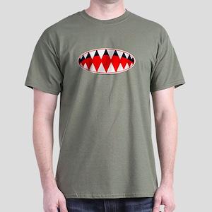 Sharks Teeth - Dark T-Shirt