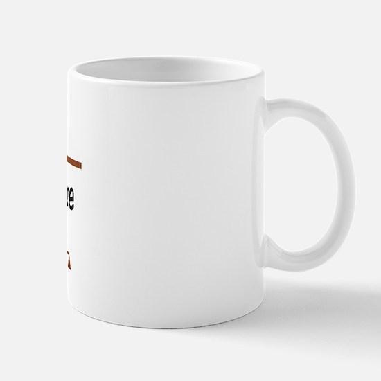 Work for more tools Mug