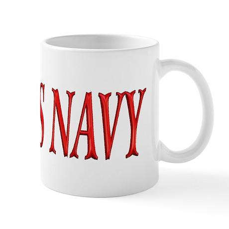 Lt. Commander Mug