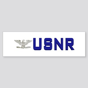 Captain, USNR Bumper Sticker