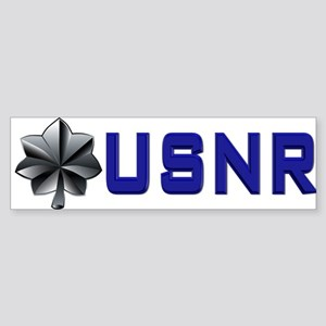 Commander, USNR Bumper Sticker