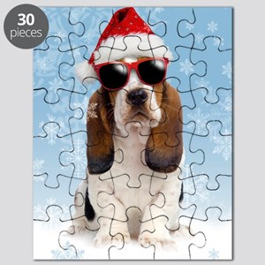 Cool Yule Christmas Card 2 Puzzle