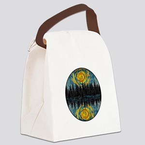 BEFORE DAY Canvas Lunch Bag
