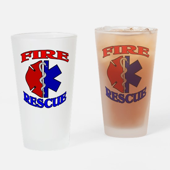 FIRERESCUE Drinking Glass