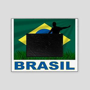 brasil soccer Picture Frame