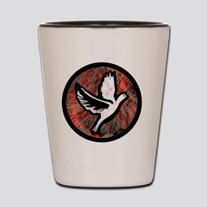 Conflict Shot Glass