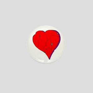 infinite love II for black sans signat Mini Button