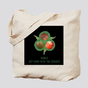 Down with the sickness 2 Blk Tote Bag